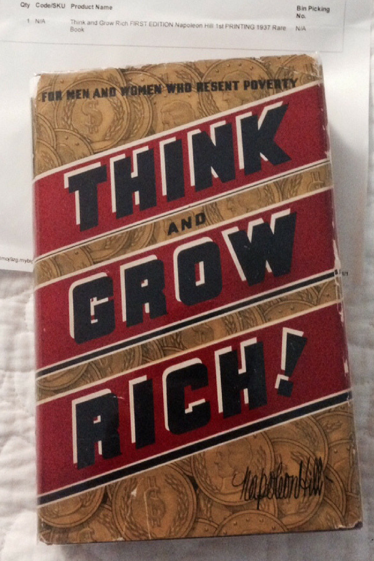 think-and-grow-rich : ::) : Free Download, Borrow, and