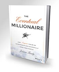 The Eventual Millionaire Book