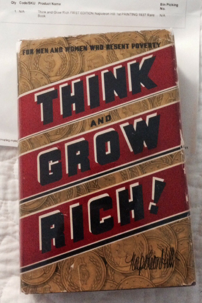 Pdf napoleon hills think and grow rich ebook download eventual it says a lot about how important the book has been to successful people when people pay up to 4500 for an original think and grow rich book when you can ccuart