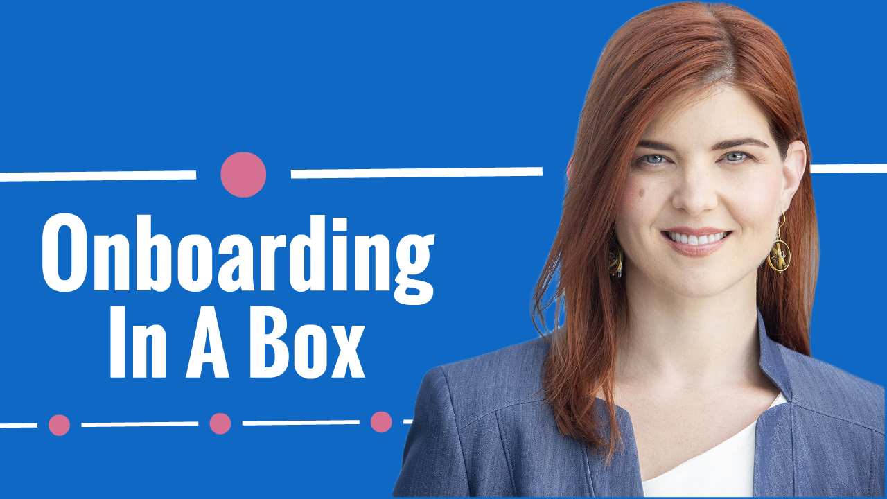Onboarding In A Box