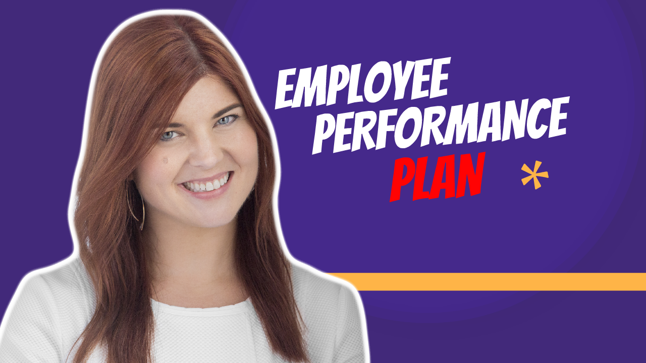 Employee Performance Plan