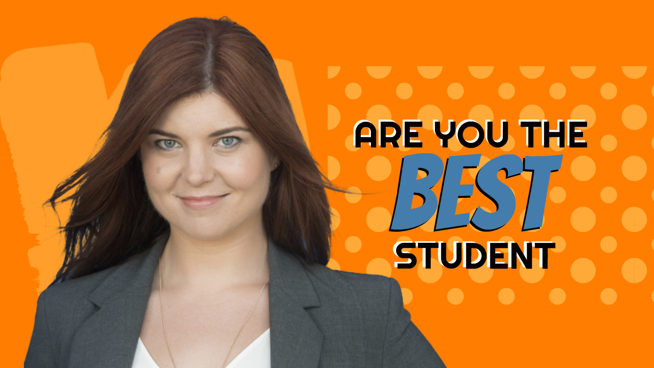Are You The Best Student?