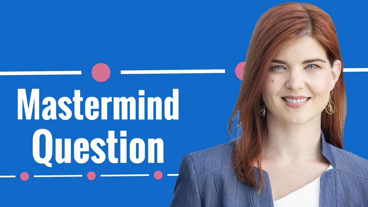 The Mastermind Question
