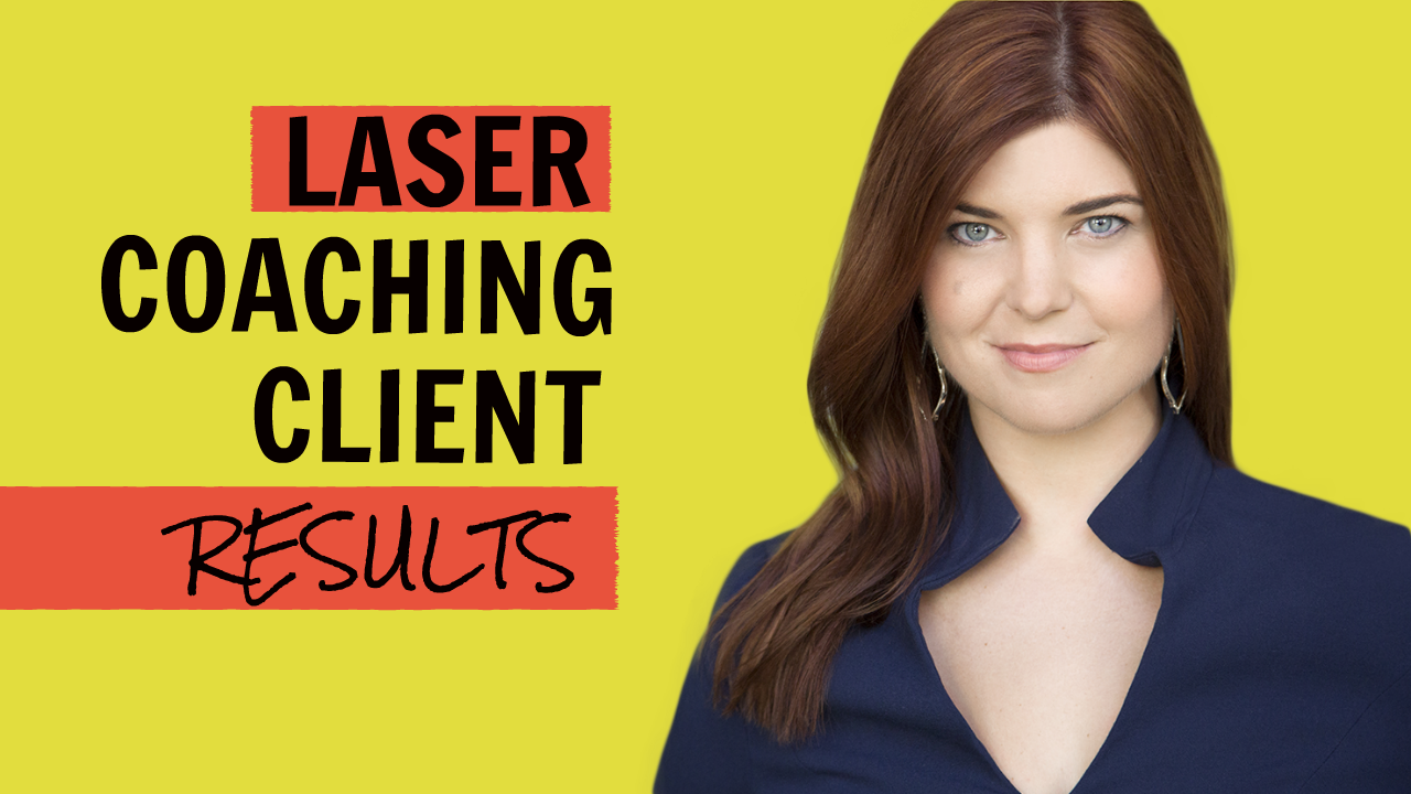 Laser Coaching Client Results