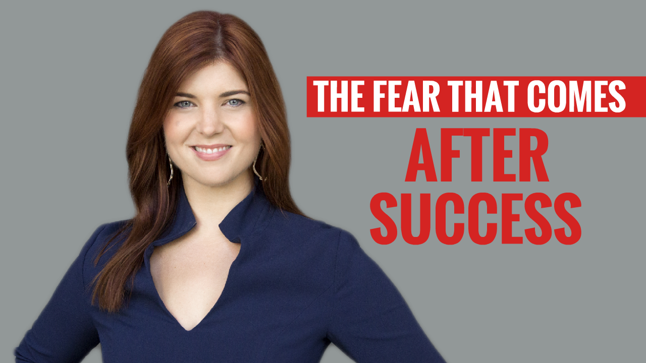 The Fear That Comes After Success