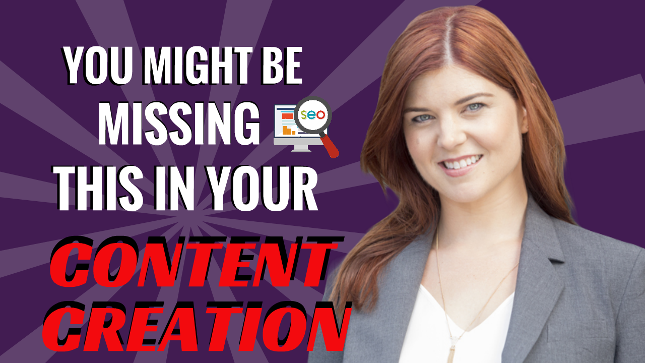 You Might Be Missing This In Your Content Creation
