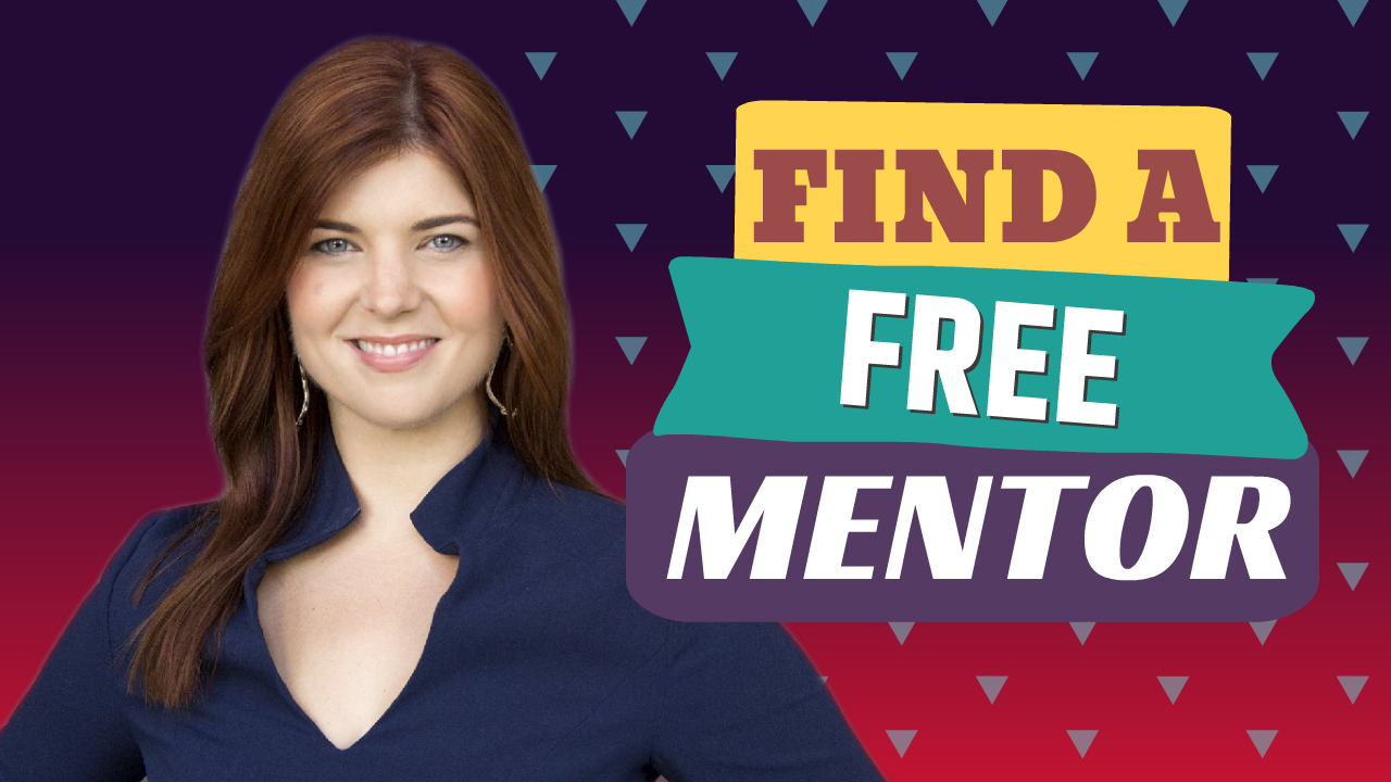 Find a Free Mentor